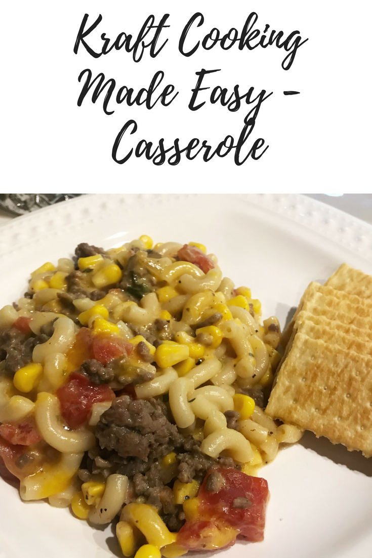 Cheeseburger Casserole - Kraft Made Easy