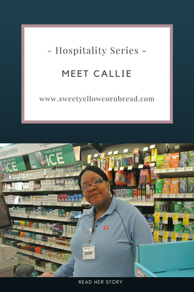 Inspirational Stories From Sweet Yellow Cornbread - Meet Callie
