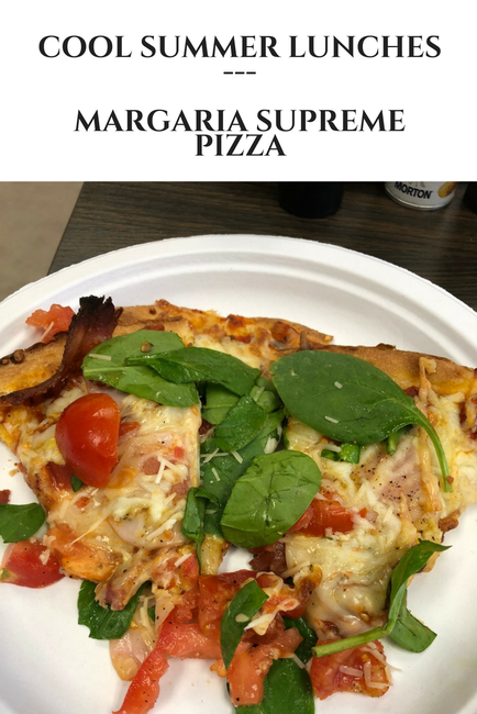 Margarita Supreme Pizza